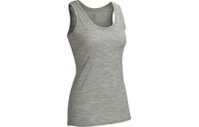 Icebreaker Tech Tank top Femme SF150 gris